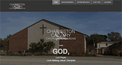 Preview of charlestoncalvary.org